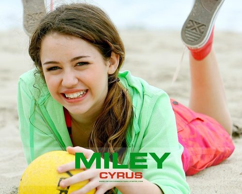 Miley is d cutest..