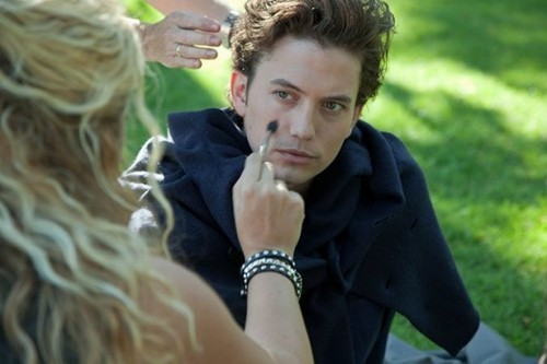More Outtakes Of Jackson Rathbone From Zooey Magazine!