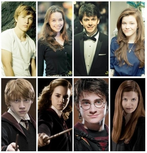 NARNIA = HARRY POTTER - harry-potter-vs-narnia Photo