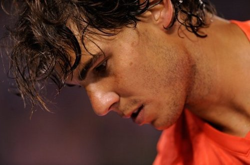 Nadal lost...with Ferrer