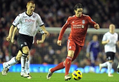 Nando - Liverpool(1) vs Fullham(0)