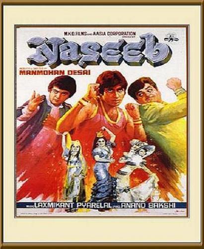 Naseeb - 1981