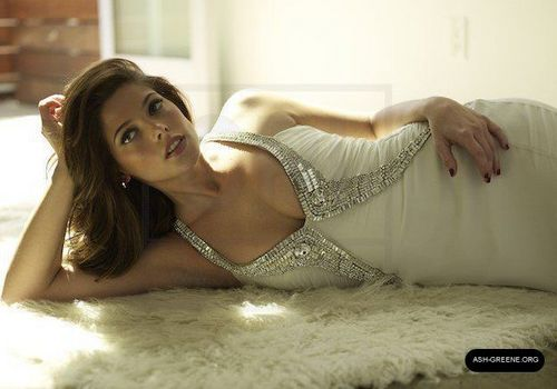 New Ashley Greene Outtake from Robert Ashcroft Photoshoot