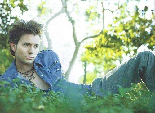 New photo of Jackson for Zooey Magazine