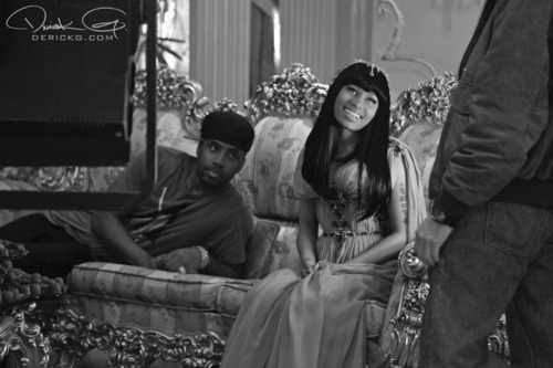 Nicki - 'Moment For Life' video stills - Nicki Minaj 500x333