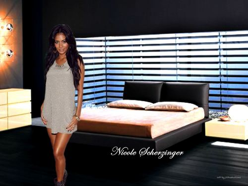 Nicole In The Bedroom