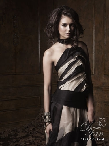 Nina Dobrev new promo pict - the-vampire-diaries photo
