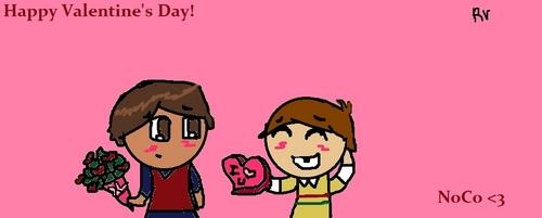 NoCo Valentine's Tag