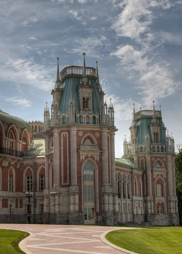 Palace of Catherine The Great