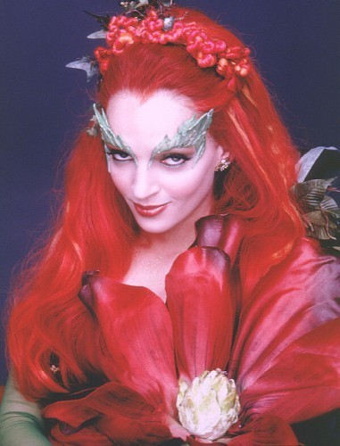 poison ivy villain. poison ivy villain uma thurman