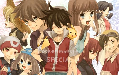Pokemon Special~!