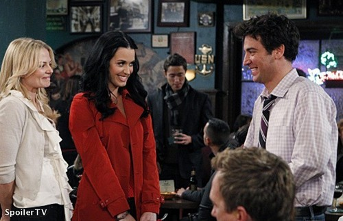 Promotional picha of Katy Perry in 6x15 'Oh Honey' of 'How I Met Your Mother'