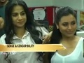 Rani und Vidya promoten No one Killed Jessica 2 - rani-mukherjee screencap