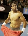 Real belly Rafael Nadal !!! - rafael-nadal photo