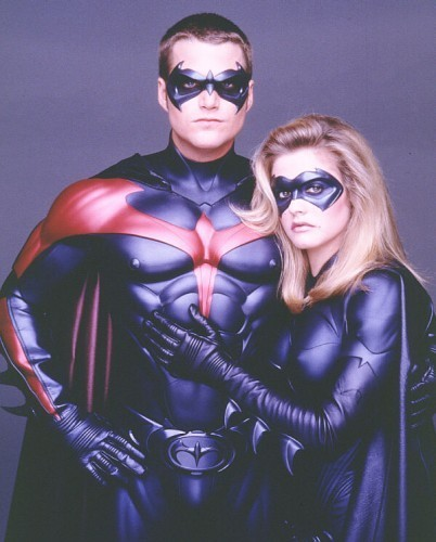 Batman and Robin (1997) images Robin & Batgirl wallpaper ...