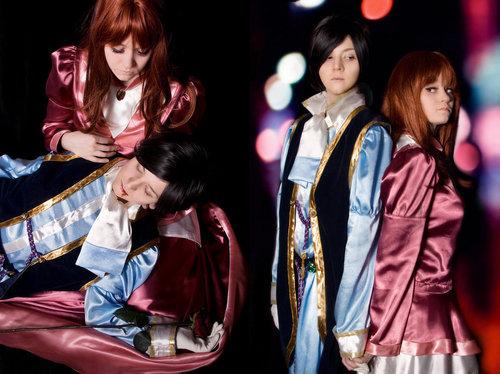 Romeo X Juliet cosplay