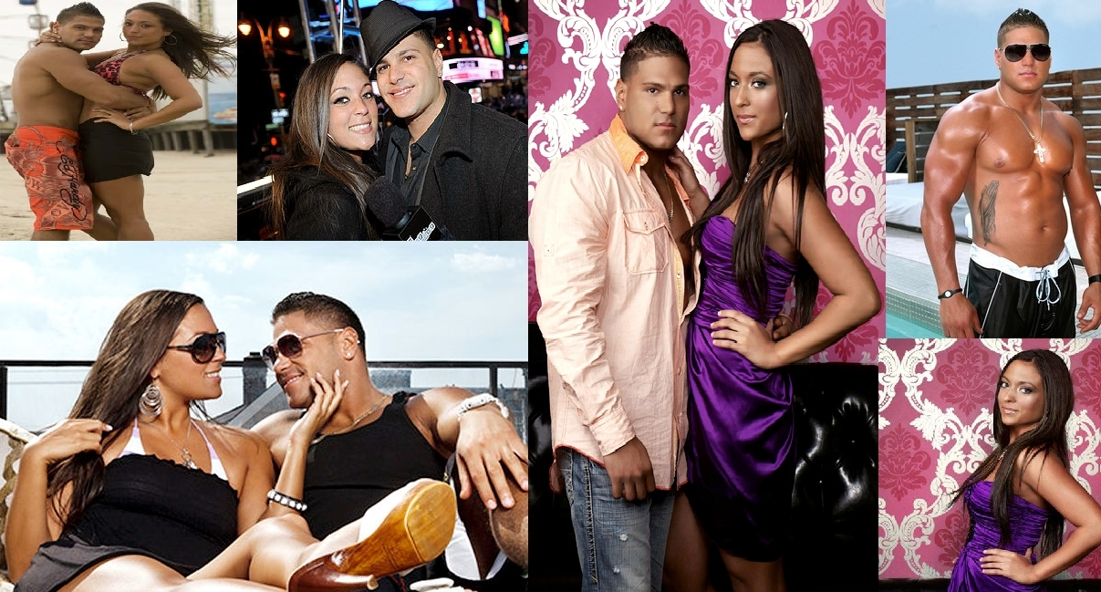 jersey shore sammi ronnie. Ronnie and Sammi