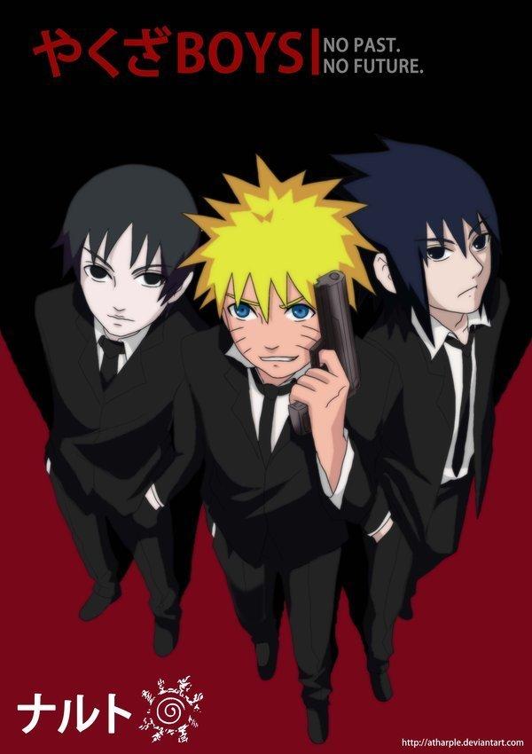 Sai-Naruto-Sasuke