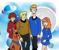 Scooby doo in Trekie gere