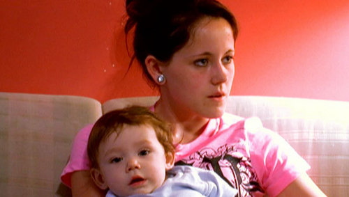 "Screenshots From The Third Episode Of Teen Mom To ""Change Of Heart"""