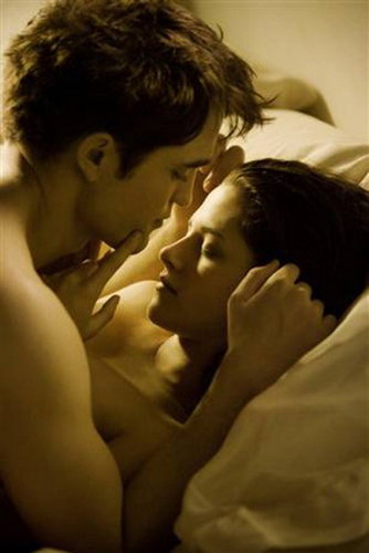 Sexy pic of rob and Kristen