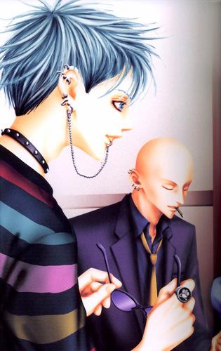 Shin and Yasu