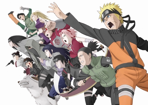 Naruto - Shippuden wallpaper called Shippuuden Teams