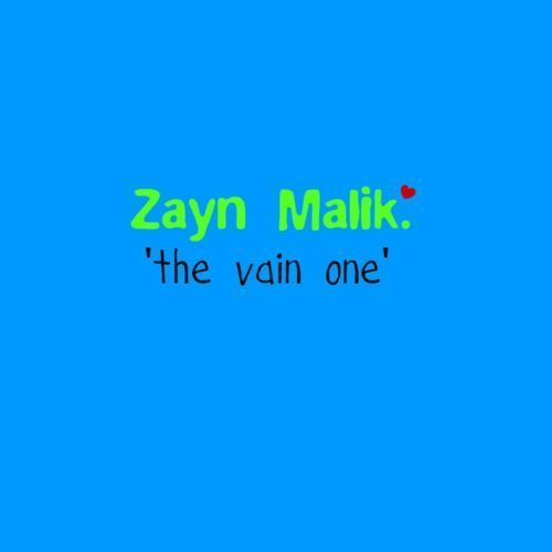 "Sizzling Hot Zayn ""The Vain 1"" 100% Real :) x"