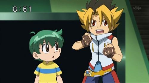 Sora and Kenta