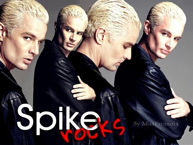 Spike rocks