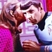 Spock and Romulan Commander - star-trek-couples icon