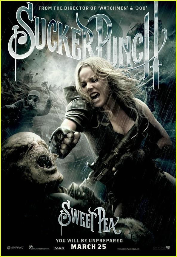Sucker Punch (2011) Lektor PL BDRip XviD AC3