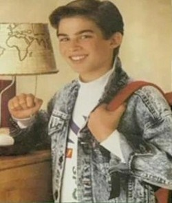 *cutie* 10 year old Ian <3