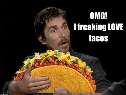 Christian Bale images Taco Bale 2 wallpaper and background photos