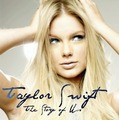 Taylor 迅速, スウィフト Album Cover (Visit www.taylorswiftaneverendingstar@webs.com for もっと見る