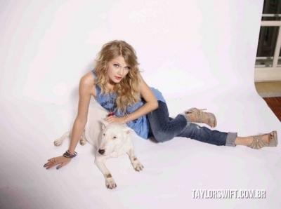 Taylor for Sugar Magazine 2010