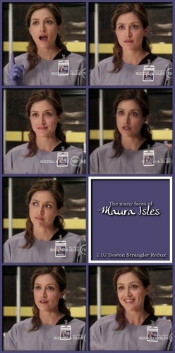 The Many Faces of Maura Isles