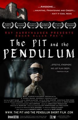 The Pit and the Pendulum Animated film on DVD