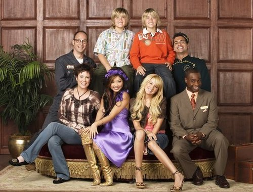 The suite life of Zack and Cody(main characters)