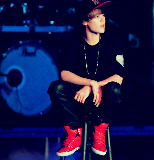 Three words. I love you ! (: - Justin Bieber Photo (18739023) - Fanpop