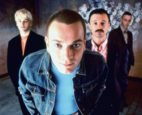 Trainspotting gang