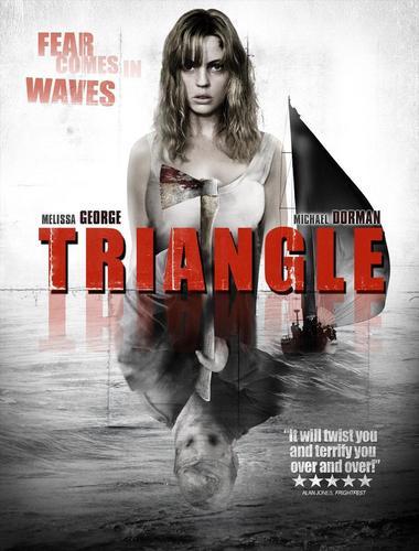 مثلث DVD