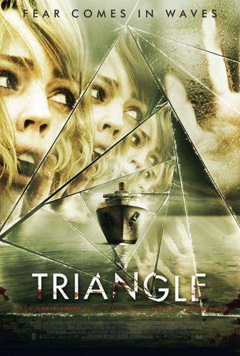 triángulo, triángulo de Poster