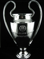 UEFA CHAMPIONS LEAGUE TROPHY REPLICA SILVER PAINTED - uefa-champions-league photo