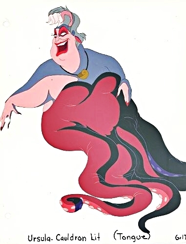 Ursula - Production Cel