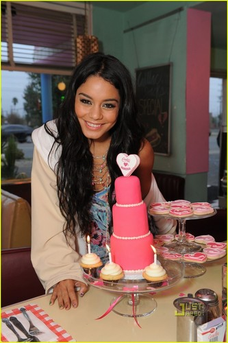 Vanessa Hudgens - Candies Promotional