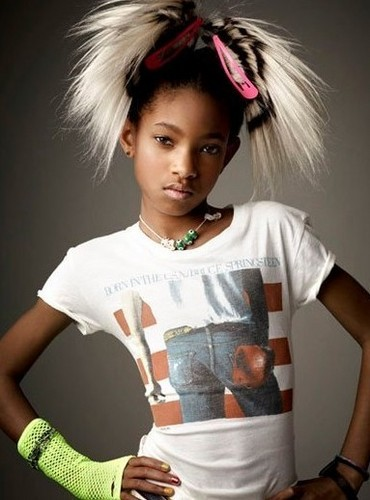 Willow Smith wallpaper entitled Vanity Fair [FEB. 2010]