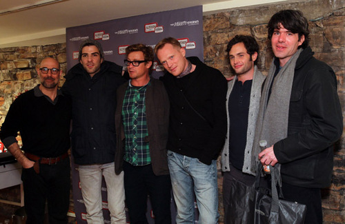 Variety Studio At Sundance - ngày 4