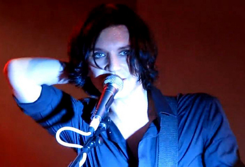 Brian Molko wallpaper with a konser called Wonderful !