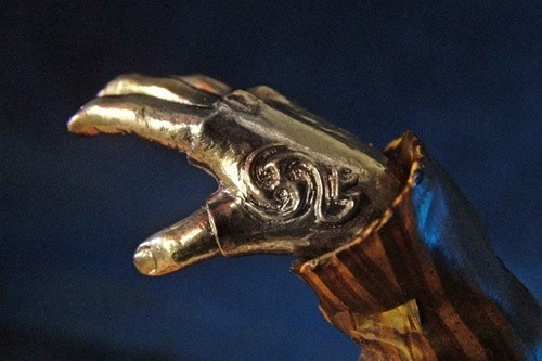 Wormtail Silver Hand